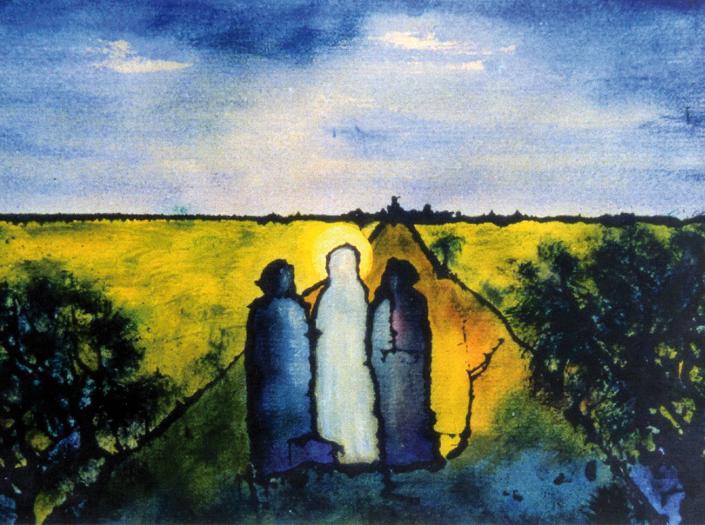 1  Biblical and theological reassurance - Ich bin fremd gewesen