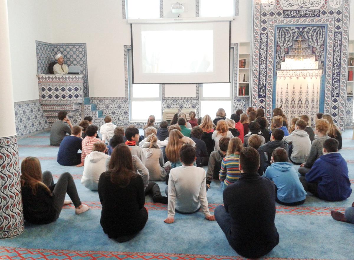Moschee in Dortmund-Hörde